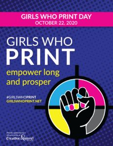 an event for women in the printing industry