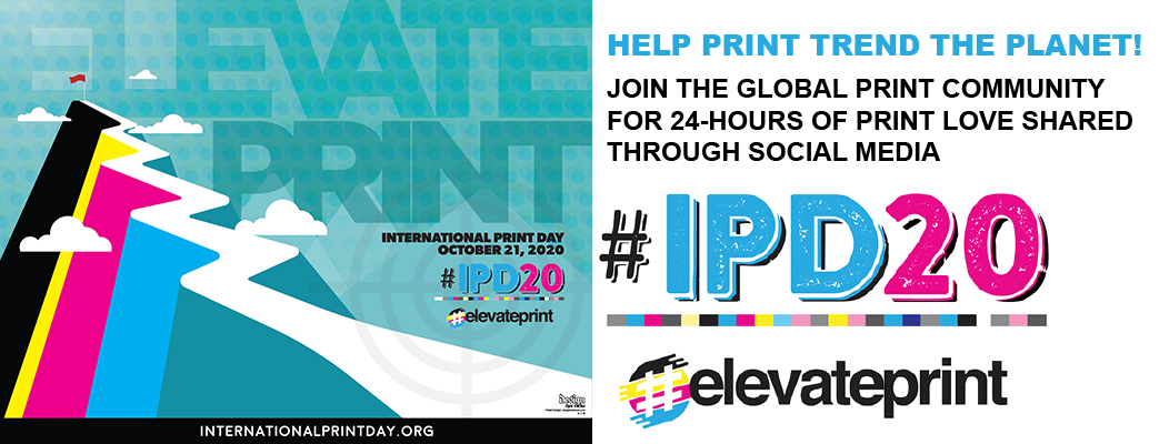 global printing and marketing event